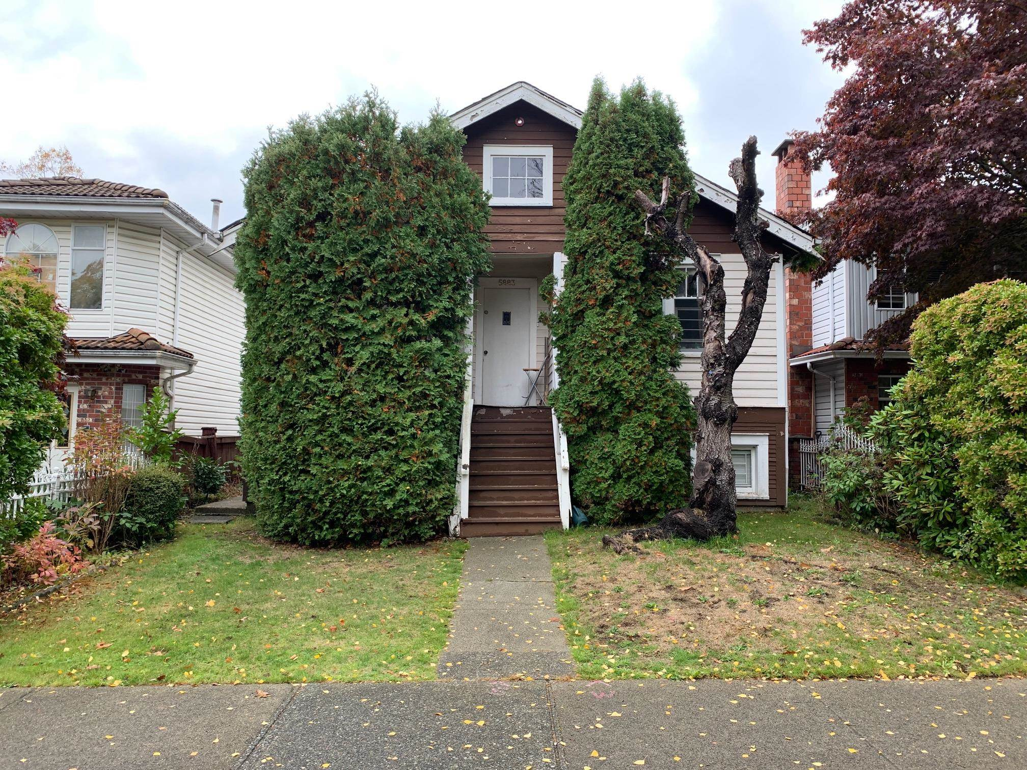 5883 SOPHIA STREET - Main House/Single Family for sale, 3 Bedrooms (R2625371) - #1