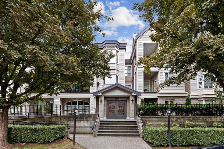 208 2285 WELCHER AVENUE - Central Pt Coquitlam Apartment/Condo for sale, 2 Bedrooms (R2625392)