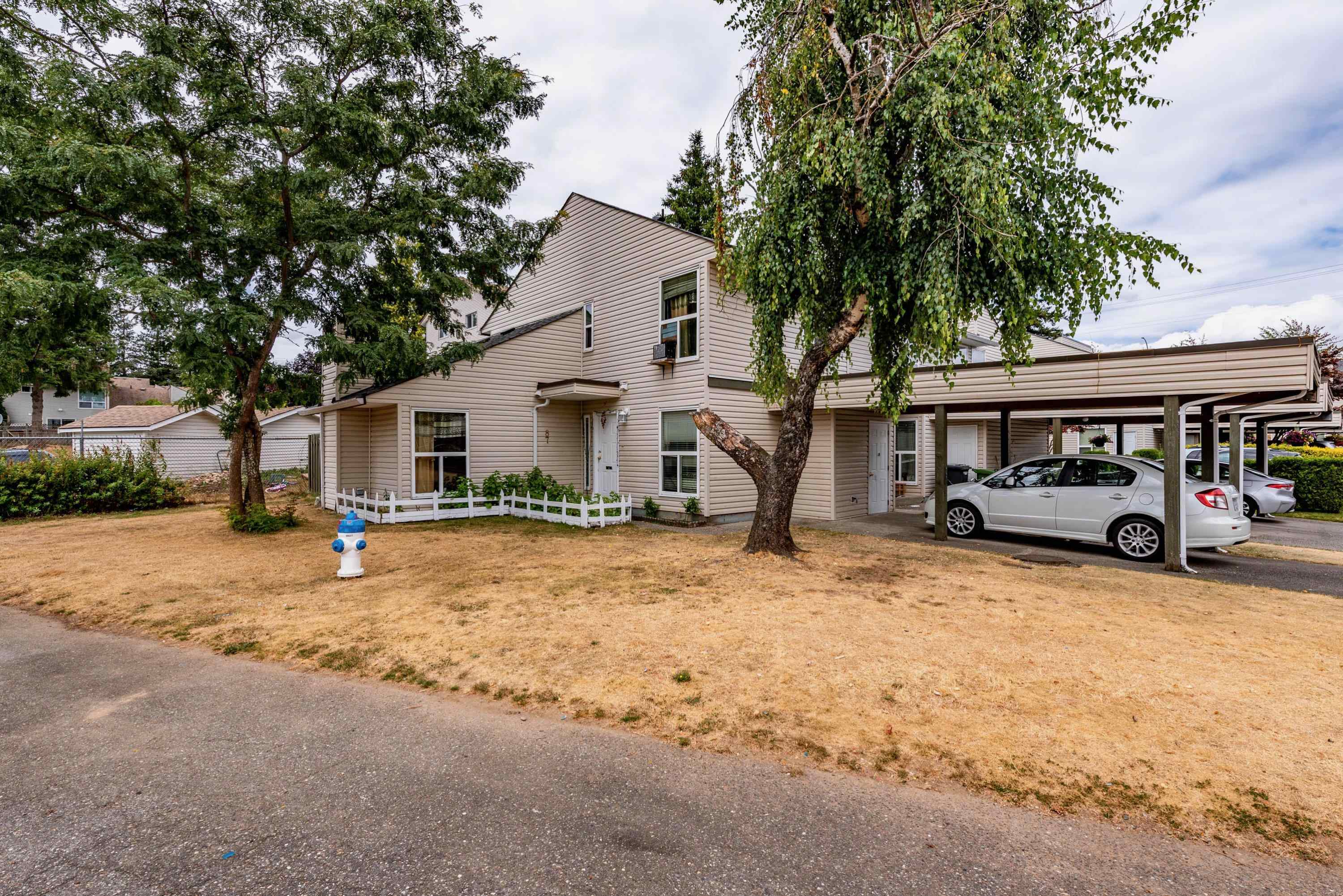 87 3030 TRETHEWEY STREET - Abbotsford West Townhouse for sale, 3 Bedrooms (R2625397) - #1