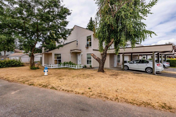 87 3030 TRETHEWEY STREET - Abbotsford West Townhouse for sale, 3 Bedrooms (R2625397)