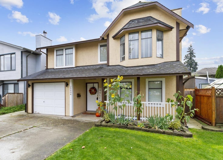 20494 DENIZA AVENUE - Southwest Maple Ridge House/Single Family for sale, 3 Bedrooms (R2625402)