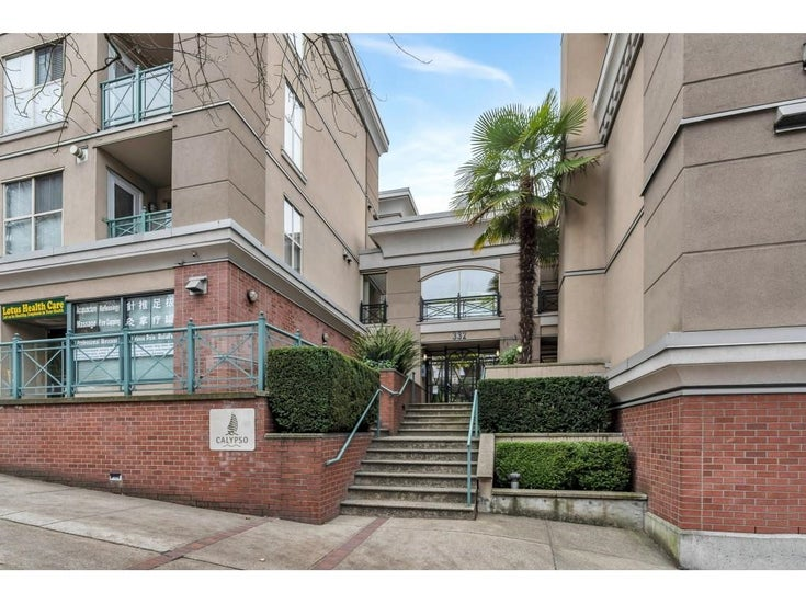 325 332 LONSDALE AVENUE - Lower Lonsdale Apartment/Condo for sale, 1 Bedroom (R2625406)
