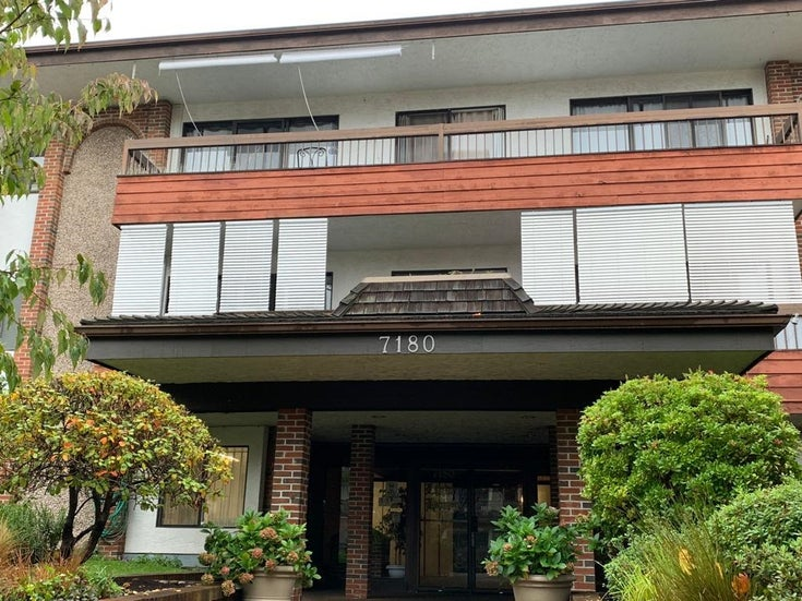 312 7180 LINDEN AVENUE - Highgate Apartment/Condo for sale, 2 Bedrooms (R2625428)