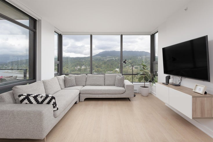 2404 301 CAPILANO ROAD - Port Moody Centre Apartment/Condo for sale, 2 Bedrooms (R2625437)