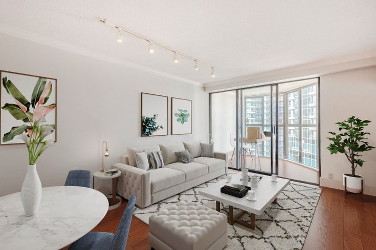 1203 789 DRAKE STREET - Downtown VW Apartment/Condo for sale, 1 Bedroom (R2625443)