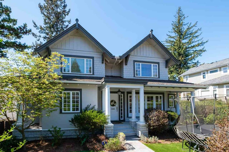 5561 HIGHBURY STREET - Dunbar House/Single Family for sale, 5 Bedrooms (R2625449)