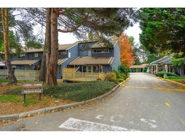 15880 MCBETH ROAD - King George Corridor Townhouse for sale, 3 Bedrooms (R2625450)