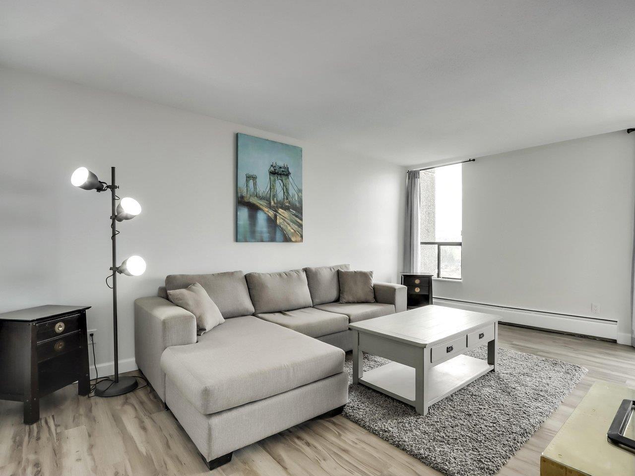 1203 2370 W 2ND AVENUE - Kitsilano Apartment/Condo for sale, 1 Bedroom (R2625457)