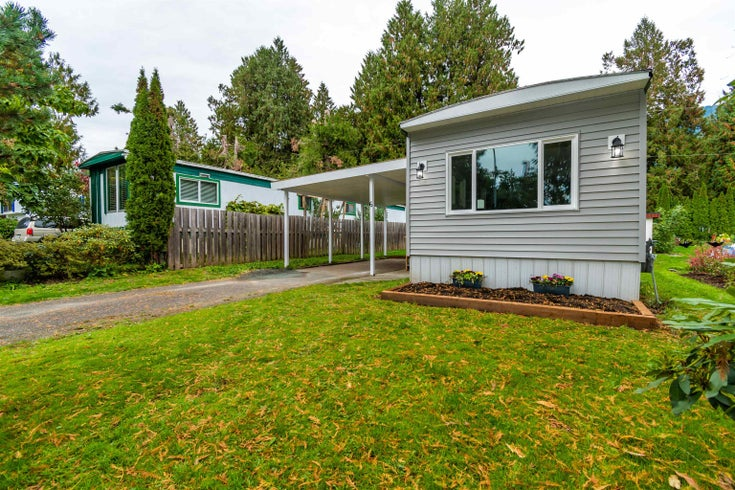 6 52324 YALE ROAD - East Chilliwack Manufactured for sale, 2 Bedrooms (R2625492)