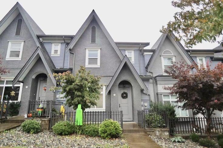 4 3410 ROXTON AVENUE - Burke Mountain Row House (Non-Strata) for sale, 3 Bedrooms (R2625494)