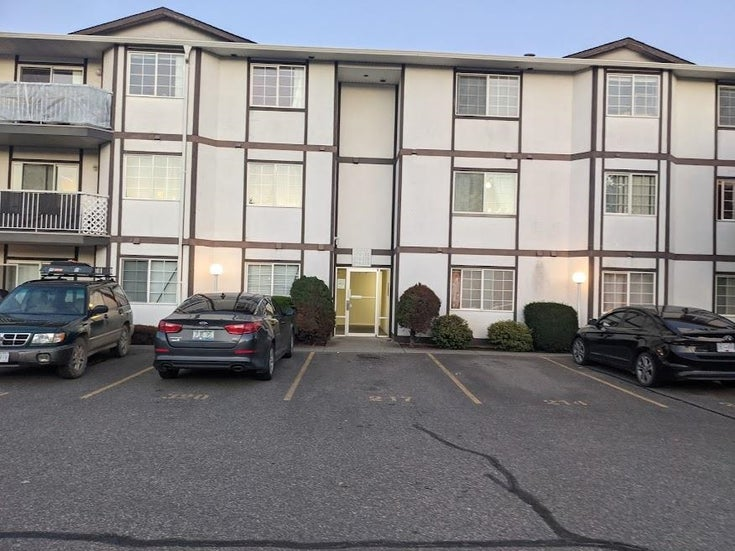 215 45669 MCINTOSH DRIVE - Chilliwack W Young-Well Apartment/Condo for sale, 1 Bedroom (R2625499)