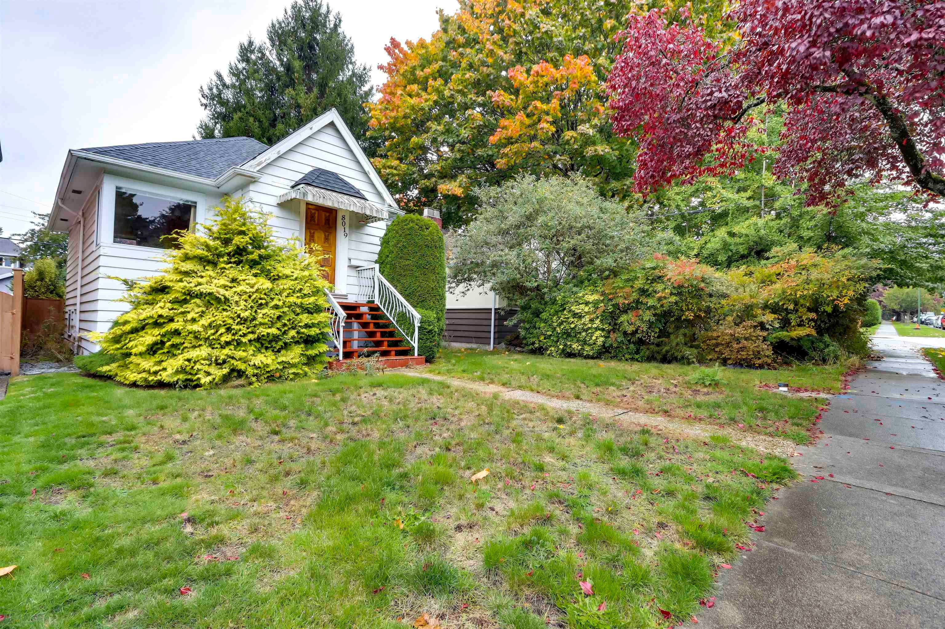 8019 SHAUGHNESSY STREET - Marpole House/Single Family for sale, 3 Bedrooms (R2625511)