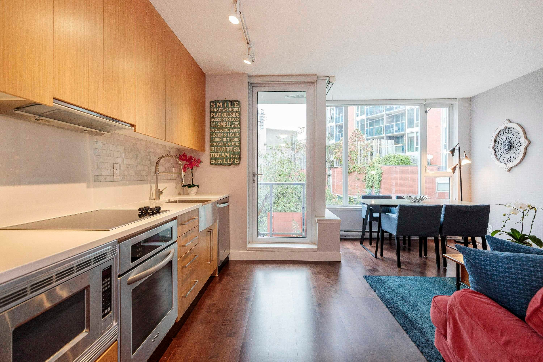 506 251 E 7TH AVENUE - Mount Pleasant VE Apartment/Condo for sale, 1 Bedroom (R2625521) - #1