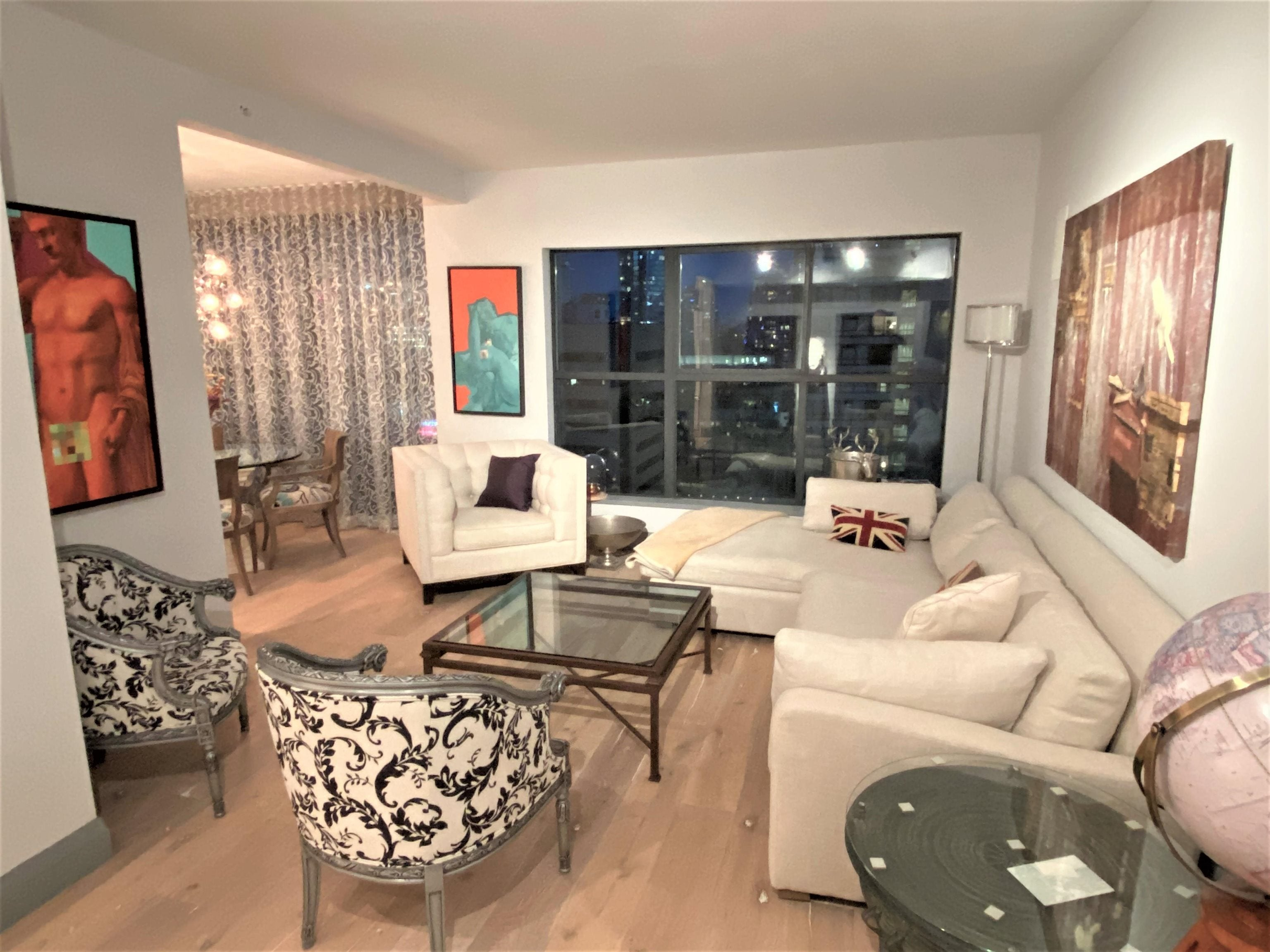 1703 909 BURRARD STREET - West End VW Apartment/Condo for sale, 2 Bedrooms (R2625529)