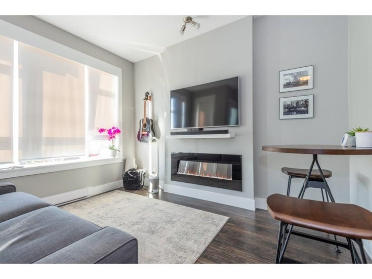 A207 20211 66 AVENUE - Willoughby Heights Apartment/Condo for sale, 1 Bedroom (R2625532)