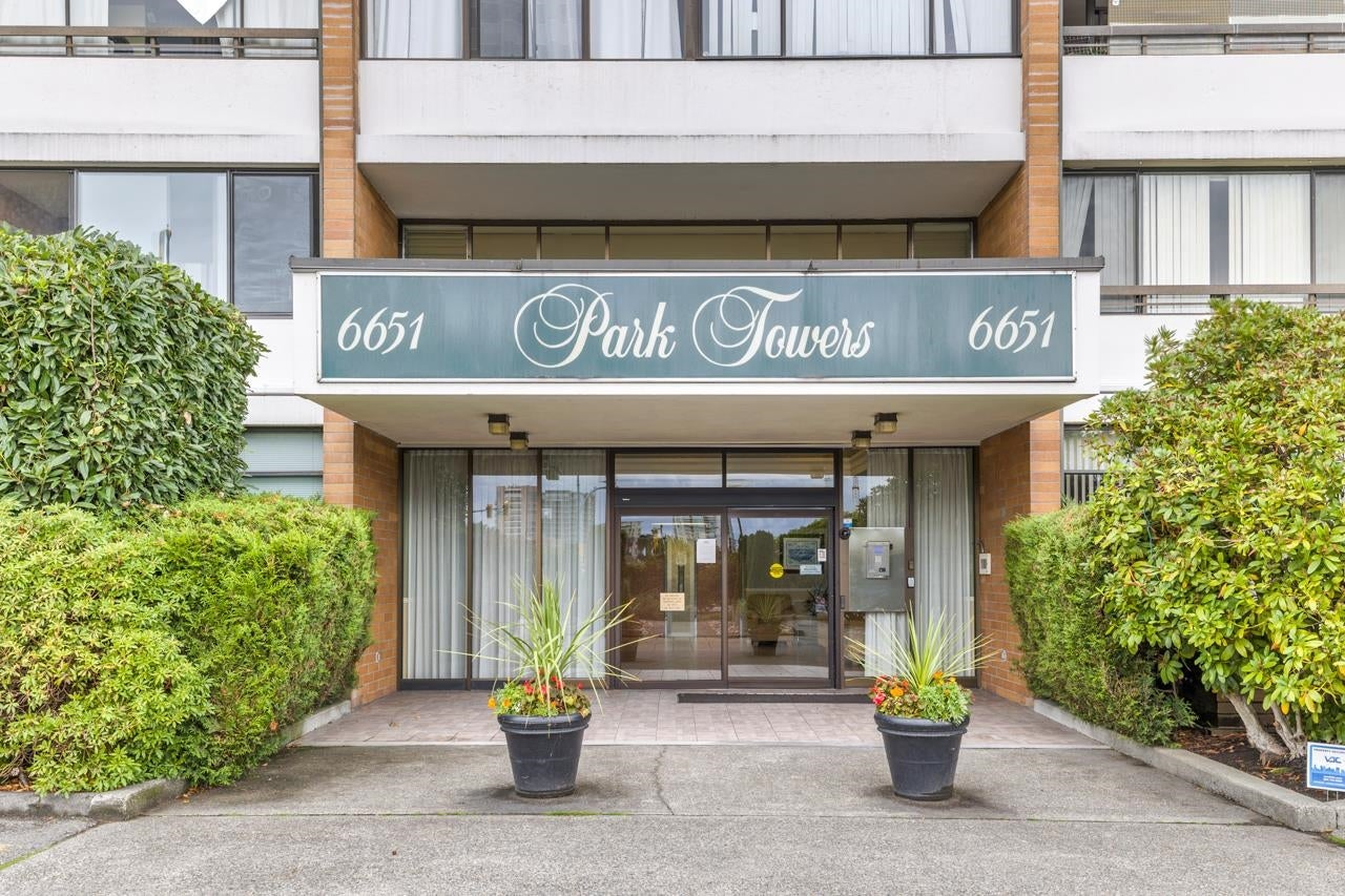 703 6651 MINORU BOULEVARD - Brighouse Apartment/Condo for sale, 2 Bedrooms (R2625568)