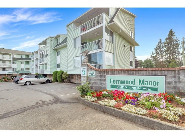 218 31850 UNION AVENUE - Abbotsford West Apartment/Condo for sale, 2 Bedrooms (R2625573)