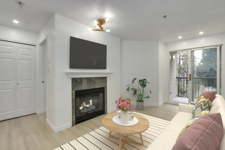 315 3278 HEATHER STREET - Cambie Apartment/Condo for sale, 1 Bedroom (R2625598)