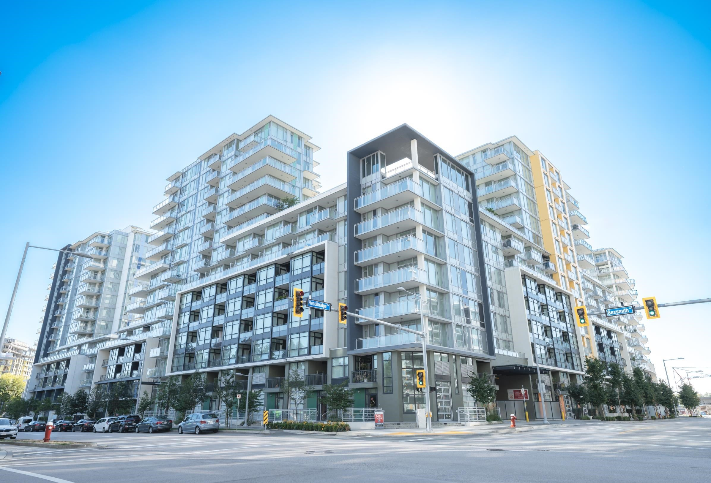 811 3333 SEXSMITH ROAD - West Cambie Apartment/Condo for sale, 2 Bedrooms (R2625609)