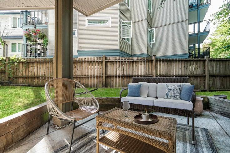 102 1883 E 10TH AVENUE - Grandview Woodland Apartment/Condo for sale, 1 Bedroom (R2625625)