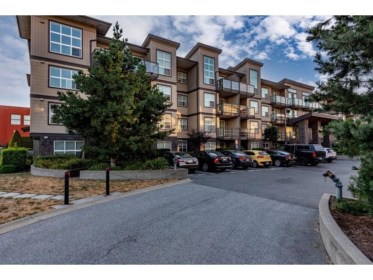 321 30515 CARDINAL AVENUE - Abbotsford West Apartment/Condo for sale, 1 Bedroom (R2625627)