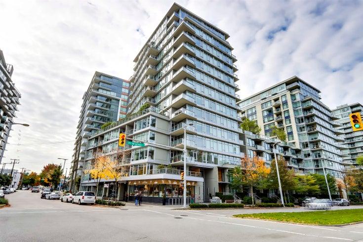 806 108 W 1ST AVENUE - False Creek Apartment/Condo for sale, 1 Bedroom (R2625628)