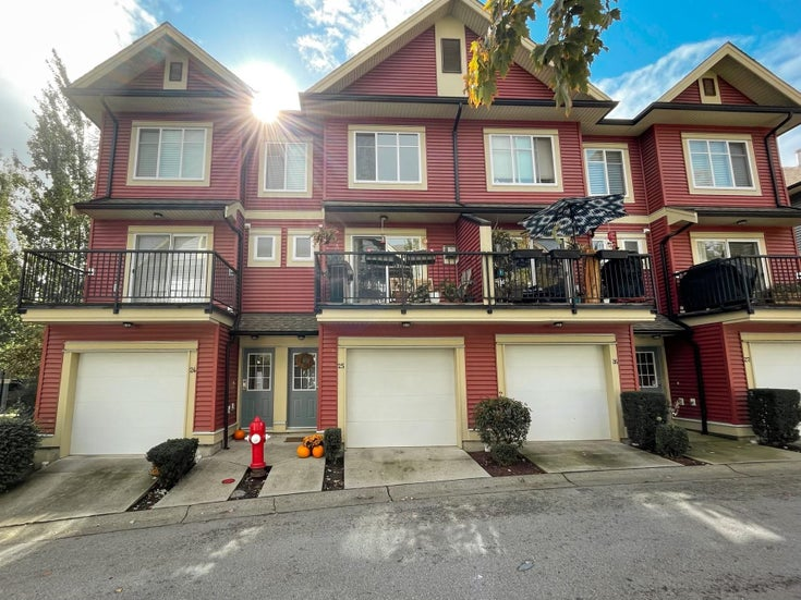 25 6635 192 STREET - Clayton Townhouse for sale, 2 Bedrooms (R2625638)