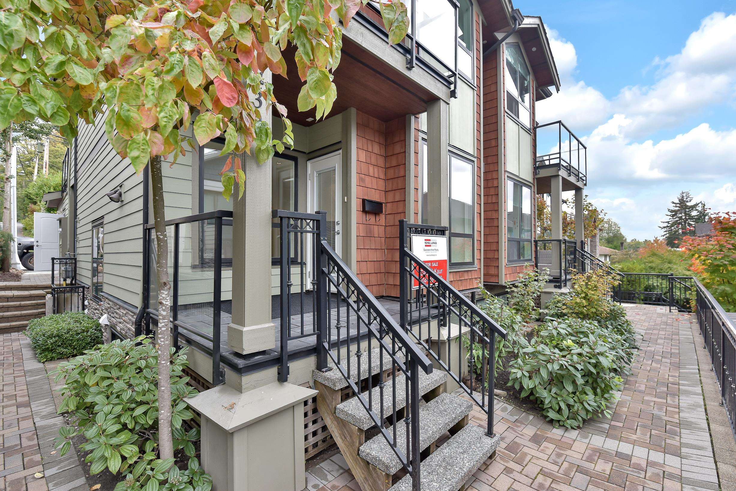 1430 BEWICKE AVENUE - Central Lonsdale 1/2 Duplex for sale, 6 Bedrooms (R2625651) - #2