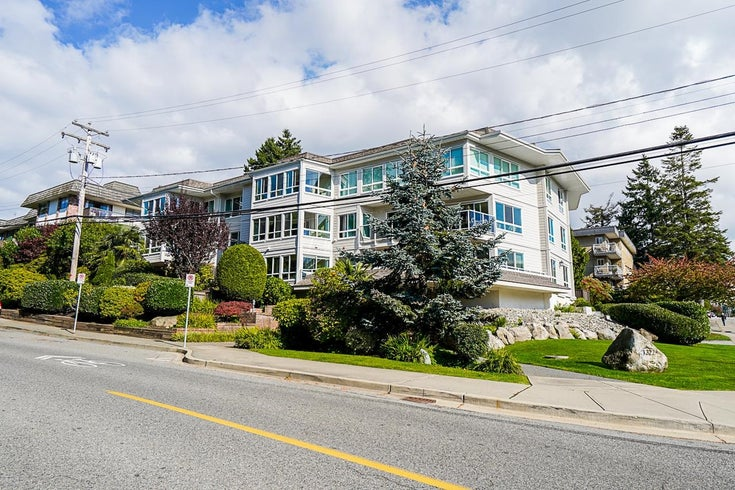 102 1322 MARTIN STREET - White Rock Apartment/Condo for sale, 1 Bedroom (R2625660)