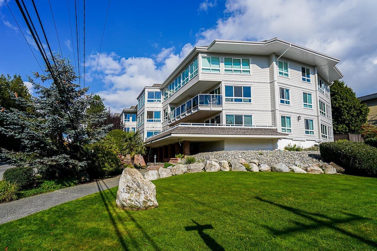102 1322 MARTIN STREET - White Rock Apartment/Condo for sale, 1 Bedroom (R2625660) - #2