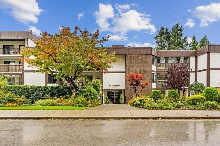 206 1520 VIDAL STREET - White Rock Apartment/Condo for sale, 2 Bedrooms (R2625665)