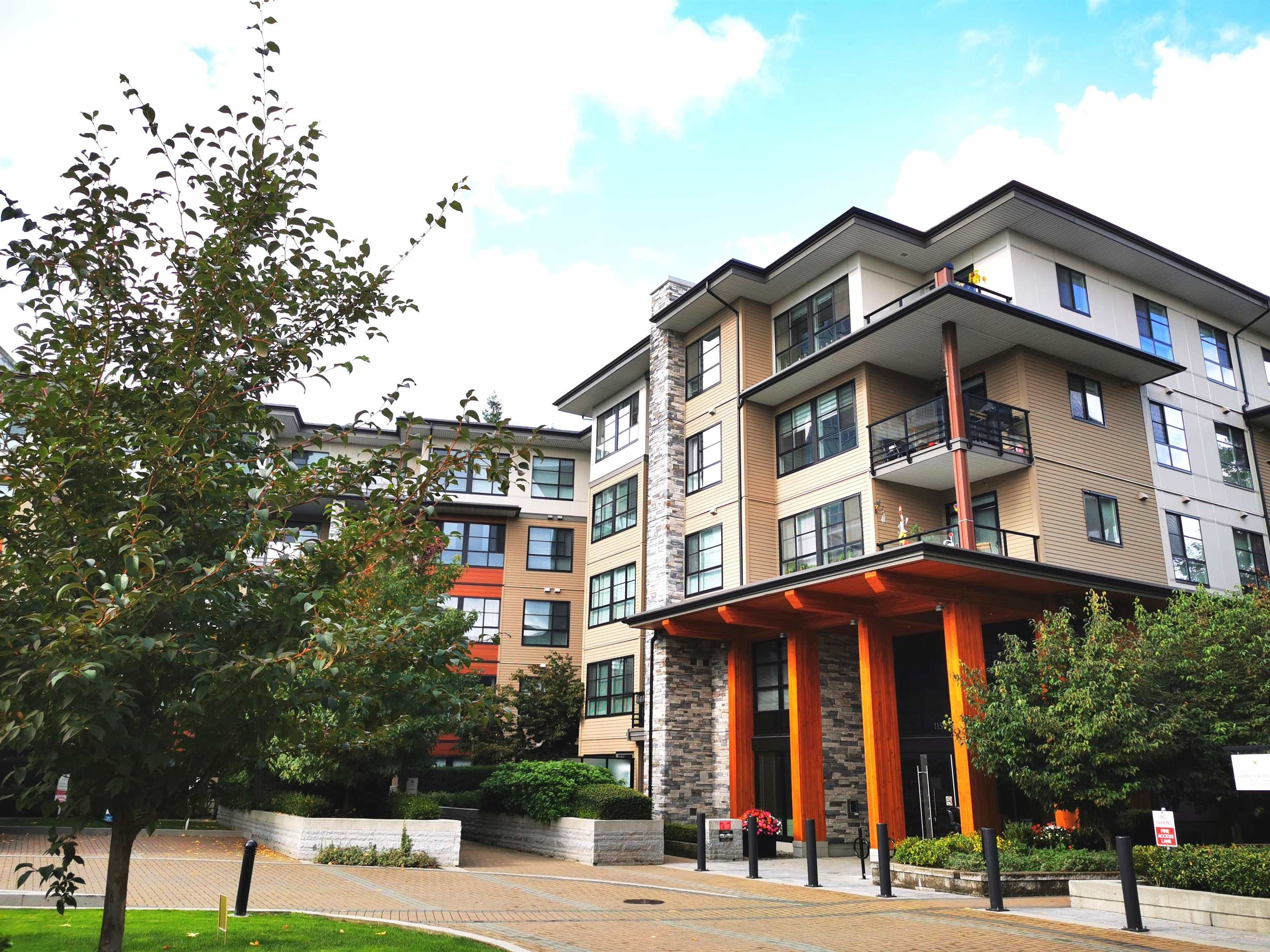 303 1151 WINDSOR MEWS - New Horizons Apartment/Condo for sale, 2 Bedrooms (R2625672) - #2