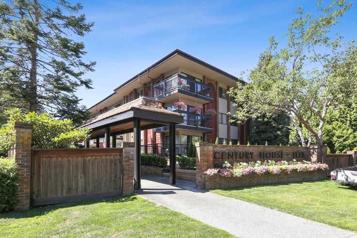 108 1175 FERGUSON ROAD - Tsawwassen East Apartment/Condo for sale, 1 Bedroom (R2625682)