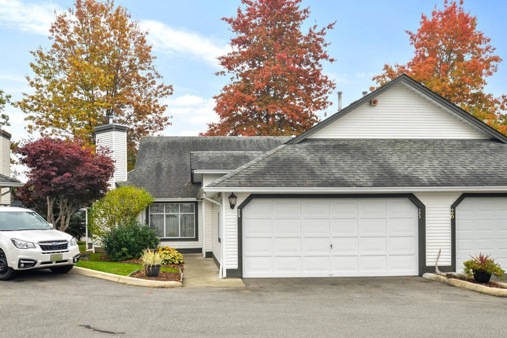 25 19649 53 AVENUE - Langley City Townhouse for sale, 2 Bedrooms (R2625687)
