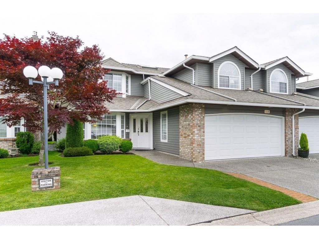 118 6109 W BOUNDARY DRIVE - Panorama Ridge Townhouse for sale, 3 Bedrooms (R2625696) - #1