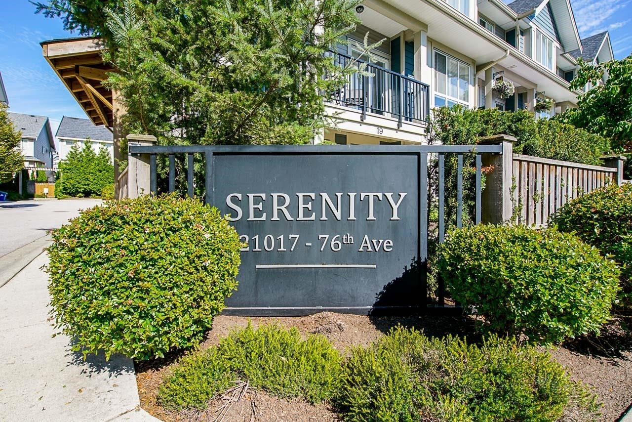 12 21017 76 AVENUE - Willoughby Heights Townhouse for sale, 4 Bedrooms (R2625697) - #1