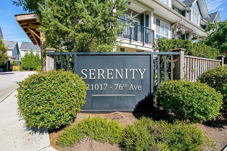 12 21017 76 AVENUE - Willoughby Heights Townhouse for sale, 4 Bedrooms (R2625697)