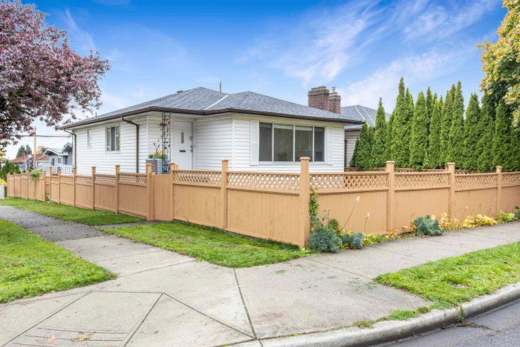 1352 E 57TH AVENUE - South Vancouver House/Single Family for sale, 4 Bedrooms (R2625705)