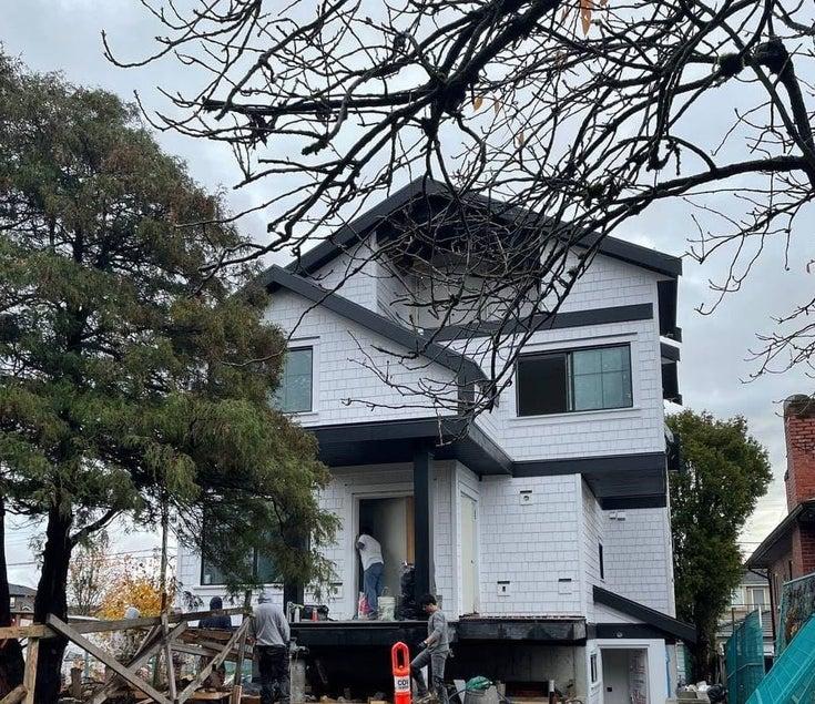 796 E 56TH AVENUE - South Vancouver 1/2 Duplex for sale, 4 Bedrooms (R2625708)