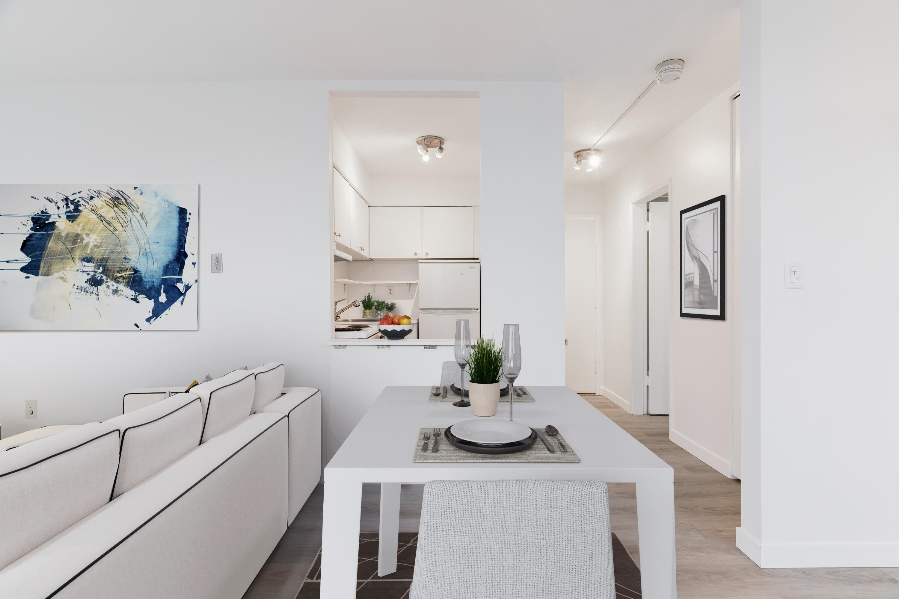 806 1251 CARDERO STREET - West End VW Apartment/Condo for sale, 1 Bedroom (R2625738) - #10