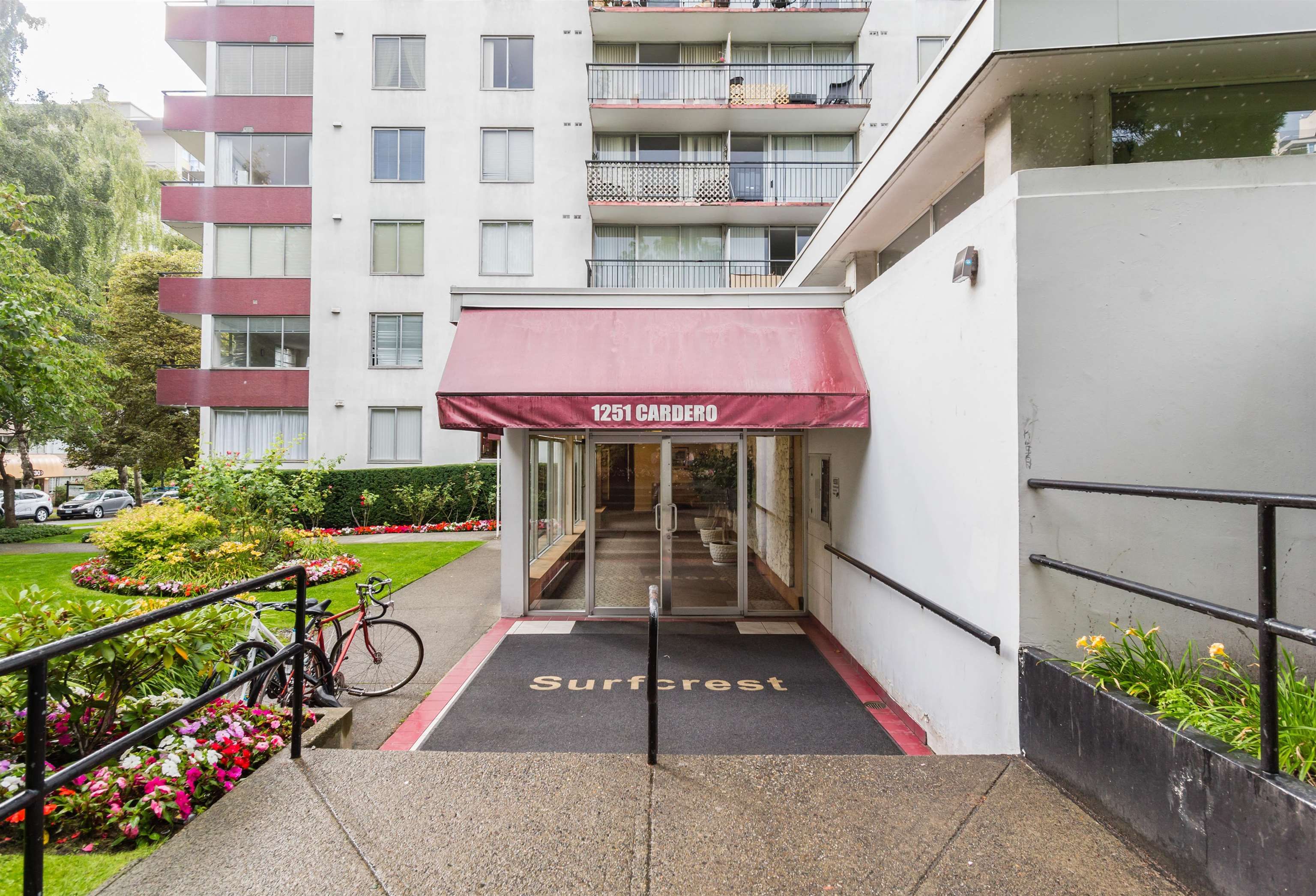 806 1251 CARDERO STREET - West End VW Apartment/Condo for sale, 1 Bedroom (R2625738) - #28