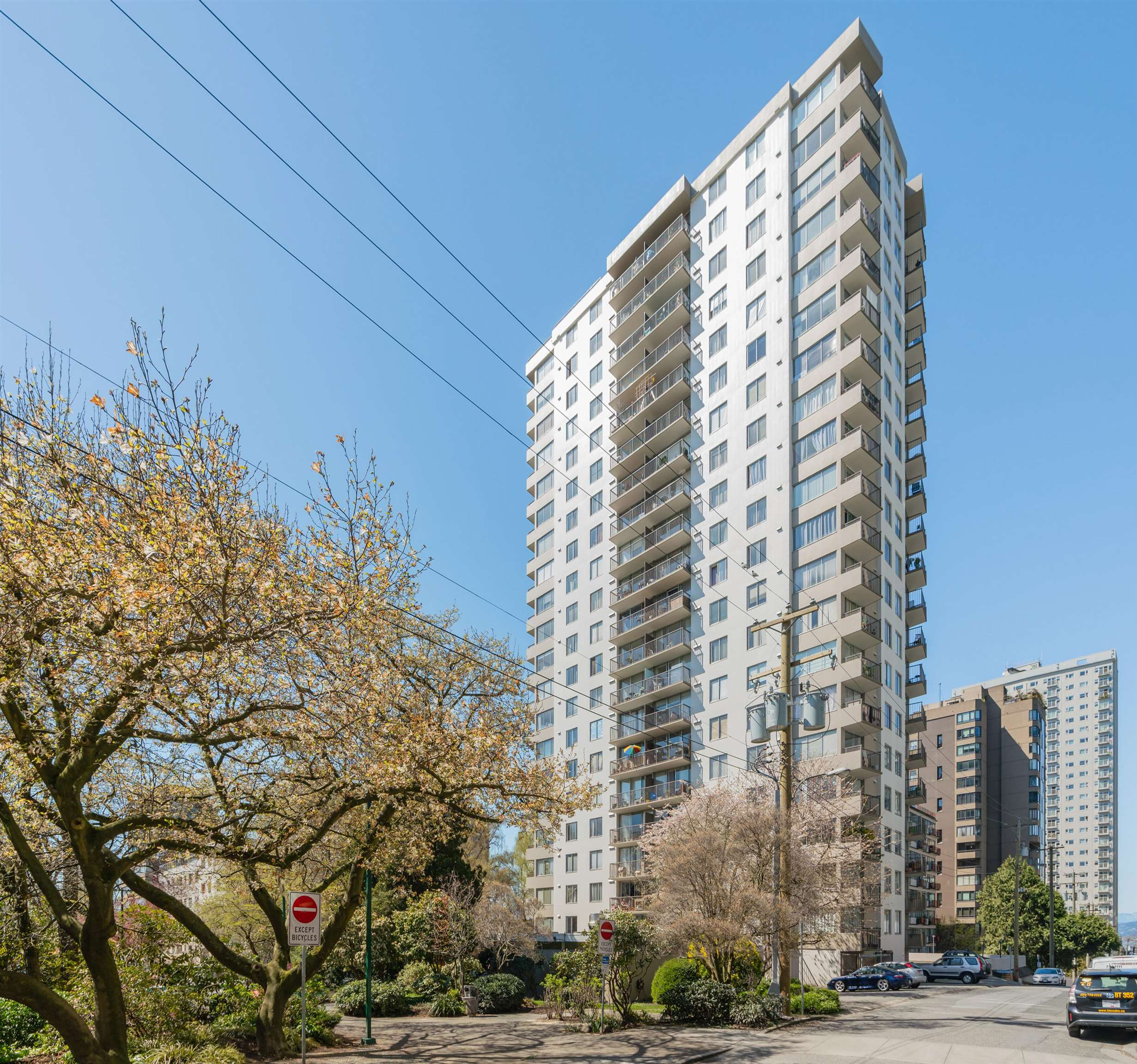 806 1251 CARDERO STREET - West End VW Apartment/Condo for sale, 1 Bedroom (R2625738) - #31