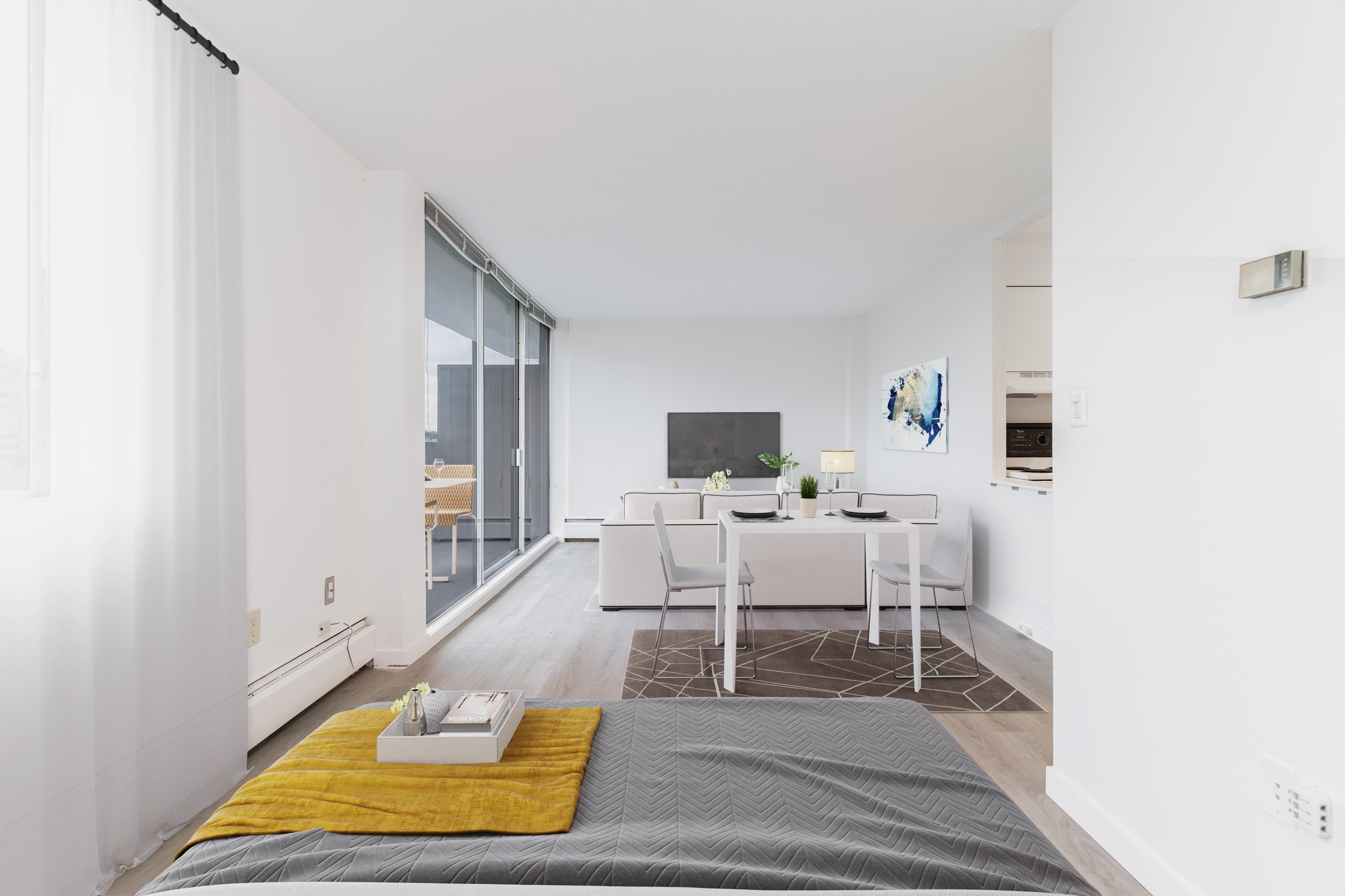 806 1251 CARDERO STREET - West End VW Apartment/Condo for sale, 1 Bedroom (R2625738) - #8