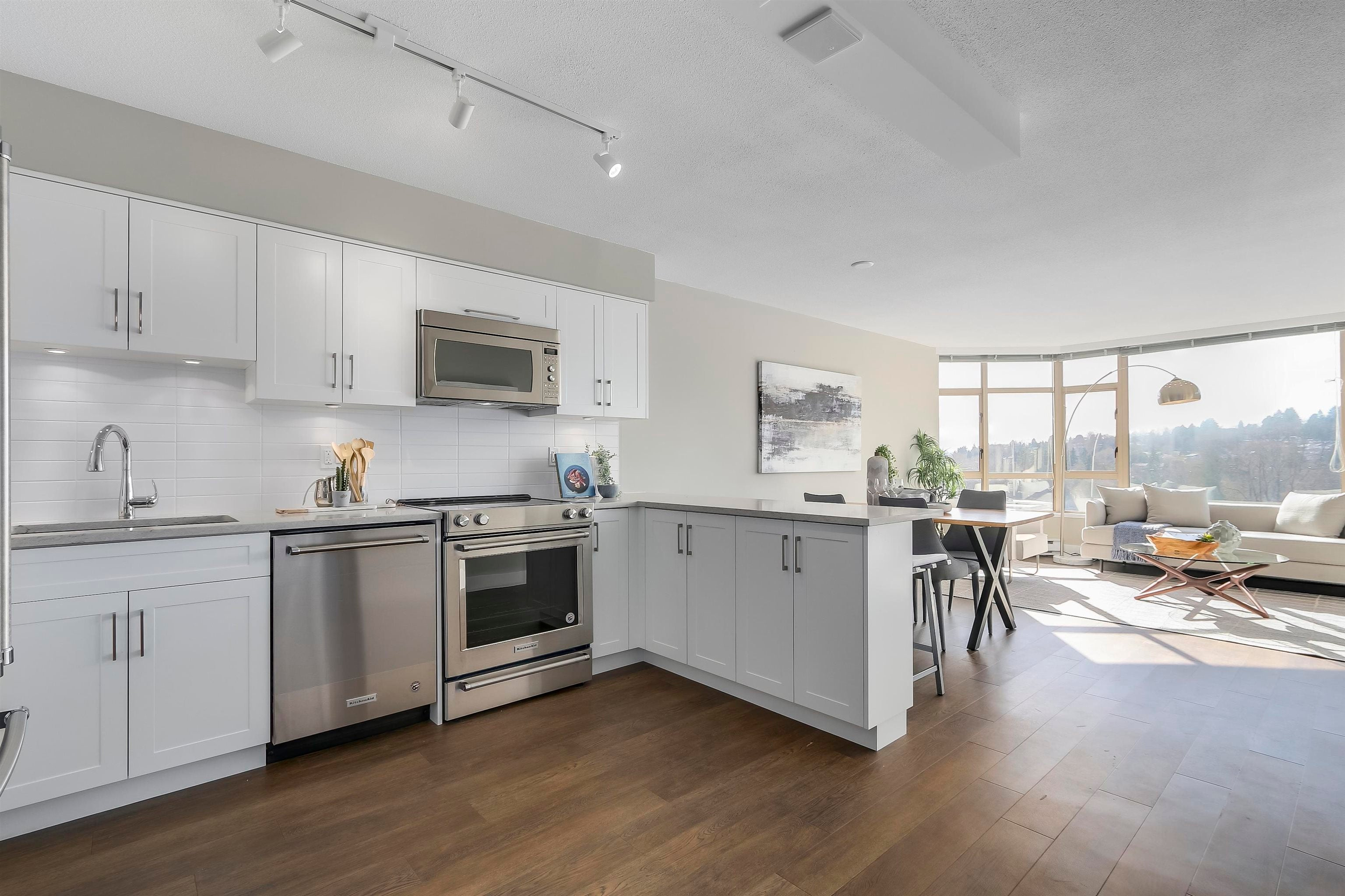 1405 1327 E KEITH ROAD - Lynnmour Apartment/Condo for sale, 2 Bedrooms (R2625739) - #10