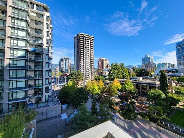607 1320 CHESTERFIELD AVENUE - Central Lonsdale Apartment/Condo for sale, 2 Bedrooms (R2625778)