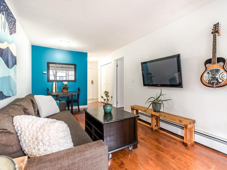 208 707 EIGHTH STREET - Uptown NW Apartment/Condo for sale, 1 Bedroom (R2625783)