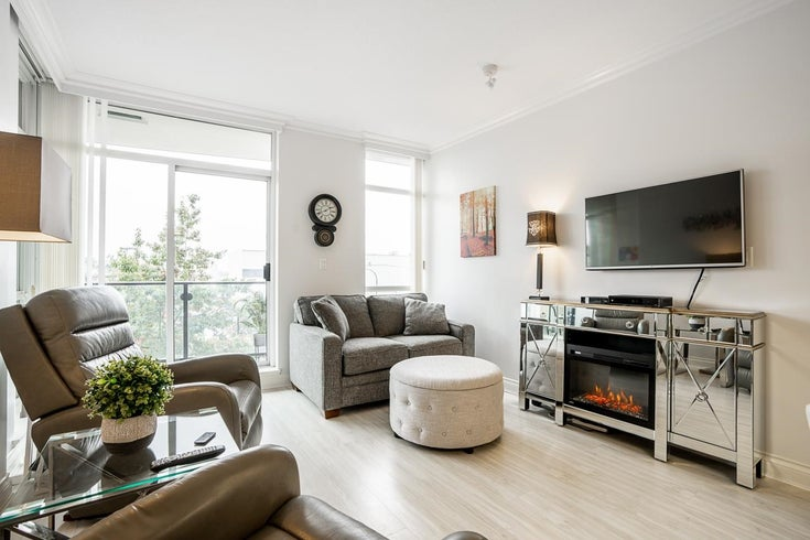 403 172 VICTORY SHIP WAY - Lower Lonsdale Apartment/Condo for sale, 1 Bedroom (R2625786)