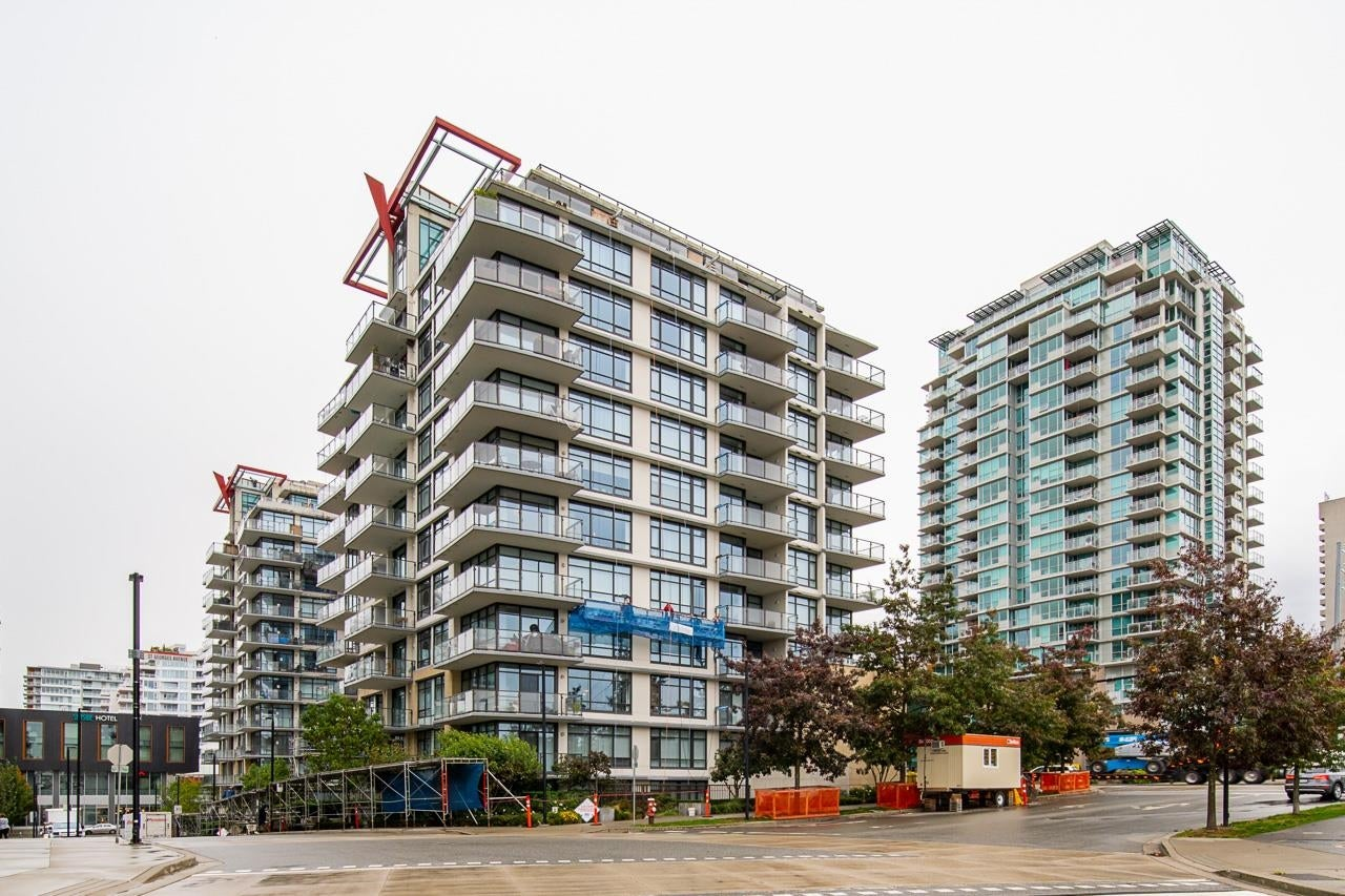 403 172 VICTORY SHIP WAY - Lower Lonsdale Apartment/Condo for sale, 1 Bedroom (R2625786) - #22