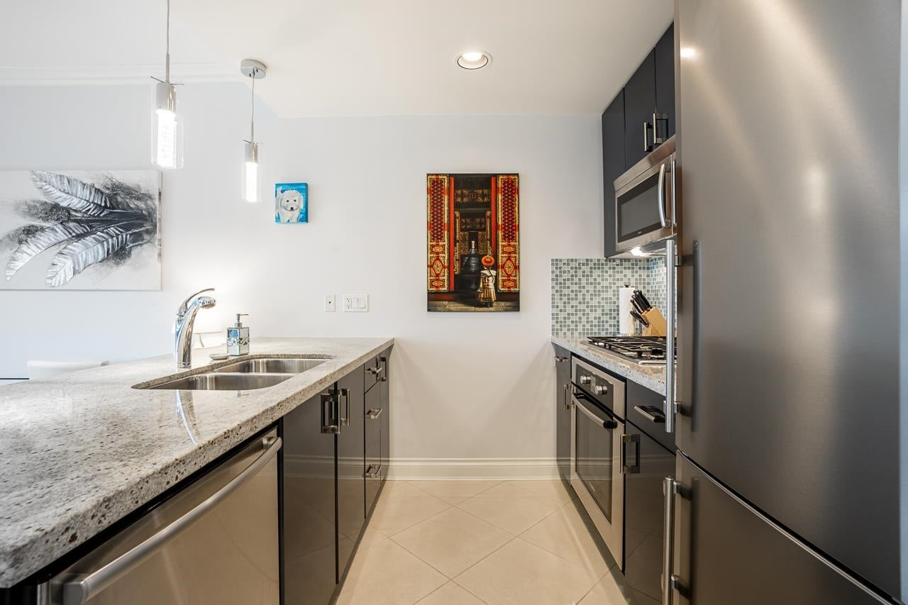 403 172 VICTORY SHIP WAY - Lower Lonsdale Apartment/Condo for sale, 1 Bedroom (R2625786) - #7