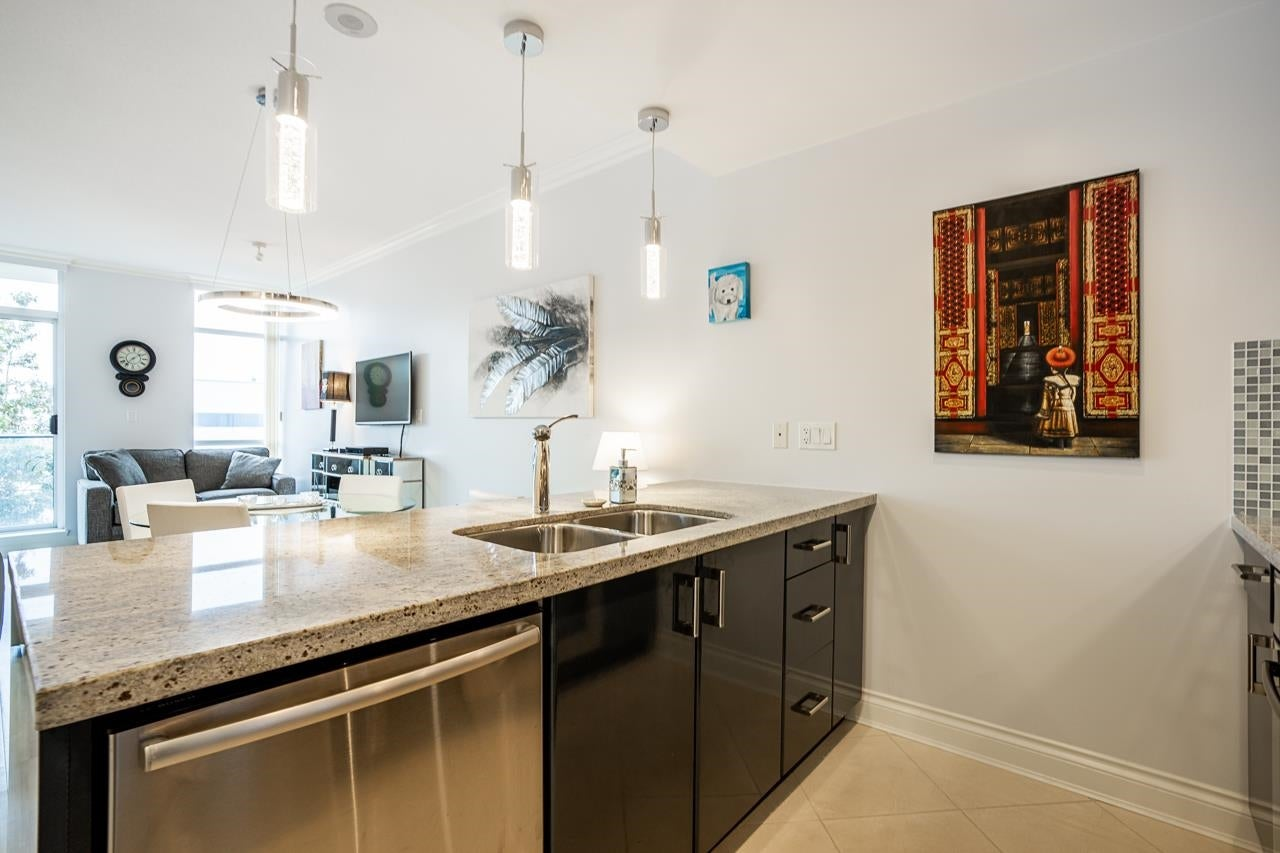 403 172 VICTORY SHIP WAY - Lower Lonsdale Apartment/Condo for sale, 1 Bedroom (R2625786) - #8